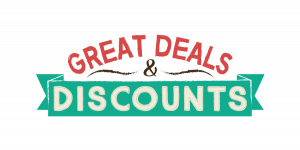 deals and discount